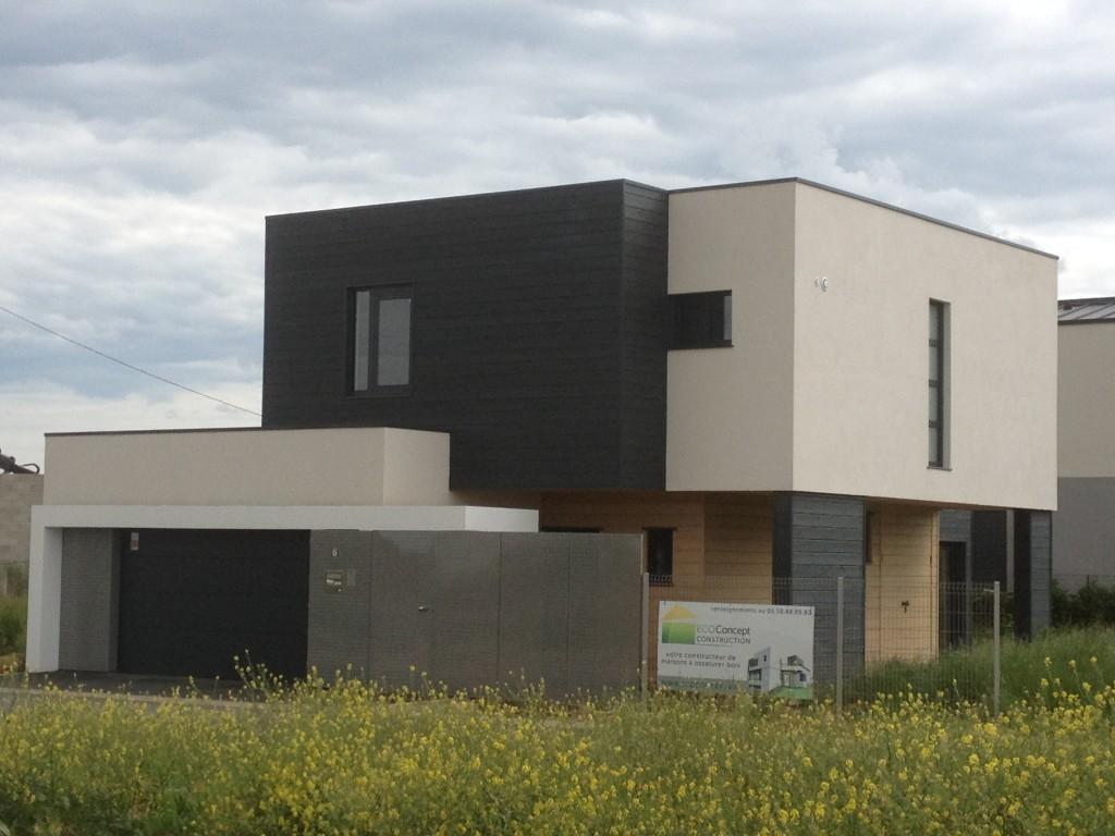 Constructeur maison bois yffiniac maison moderne for Constructeur maison bois yffiniac