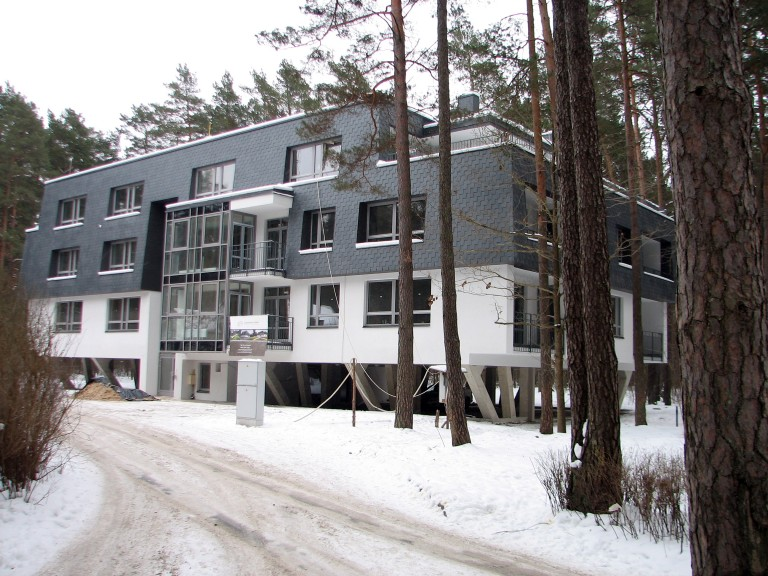 Construction Hotel VELOX